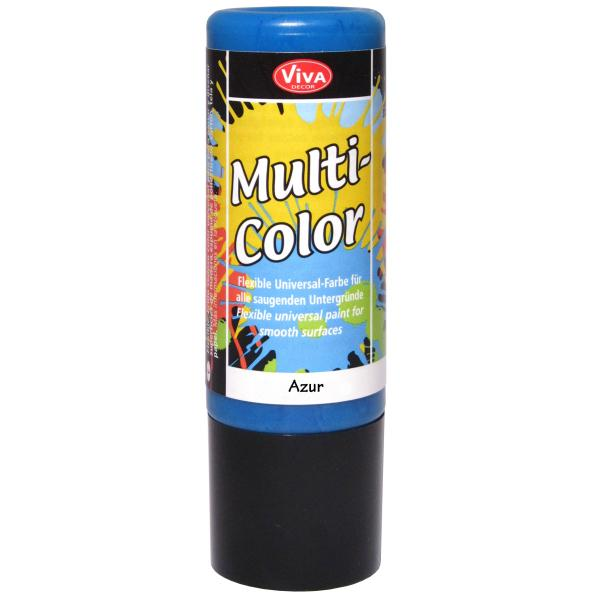 Multi Color 90 ml, Azur